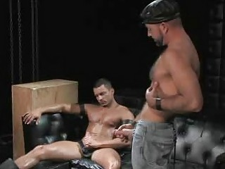 Angelo Marconi Fucked By Prudish Daddy Josh West