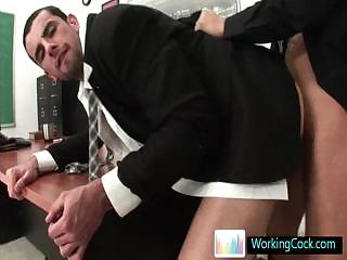 Jake doing a deeptroath added to does some ass fucking by Workingcock