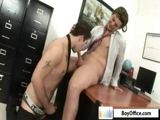 Boyoffice Office Anal Game