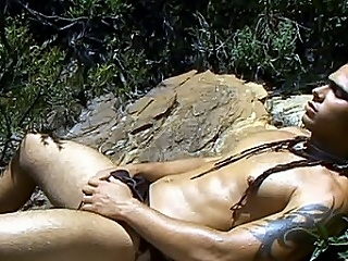 Kinky gay couple Marlon Dias and Rodrigo Ferrari are hot and very...