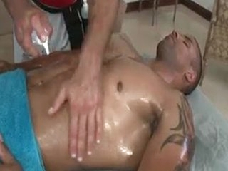 Fine Bro Gets Superb Homosexual Massage 13 By GotRub