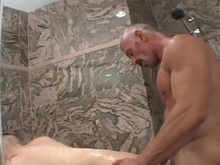 Two X-rated boys dildoing and conclave love