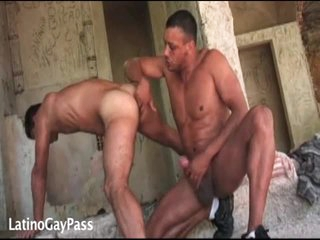 Empty Latin cock fucking him is certainly big