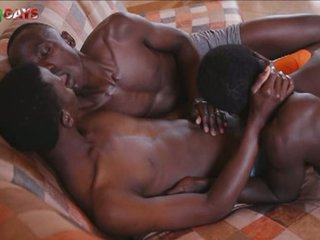 Black boys from africa tripple sex treat