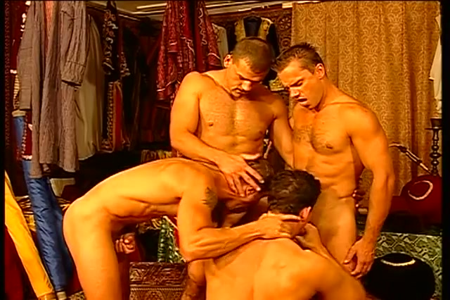 Arabian style gay fucking beside the extremes