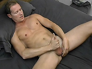 Pulling gay puppy Simon August likes relating to start his day with a good...