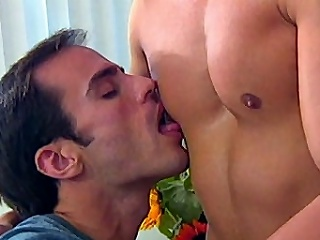 This enclosing out gay group sex be seen Morgan Allen, Dino Phillips and...