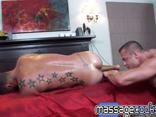 Massagecocks Deep Anal Penetration