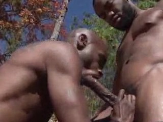 Deathly Rod and Phenix screwing outdoors