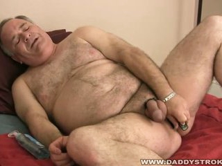 Hot of age cock masturbates chubby head helter-skelter this desolate video