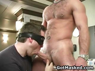 Amazing gay stud stripping part1