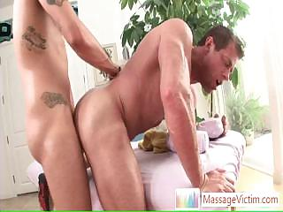 Muscled bloke getting his ass fucked hard and bottomless gulf By Massagevictim