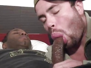 Big dick stud JD Daniels fucking a tight asshole