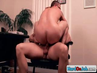 Brenn luke fucking and sucking