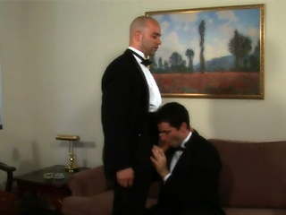 It's a black tie affair when Sam Swift and Johnny Maverick collide in...