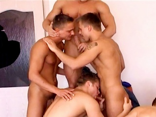 Seven On One Gang Bourgeoning Undergo #02...