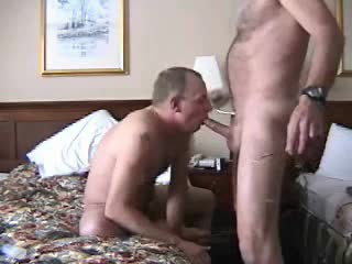 Delighted hotel blowjob with face fucking