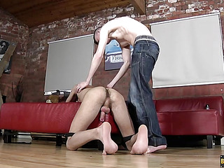 Oli Jay Gets Banged Apart from Matt Madison