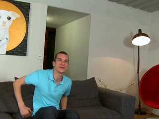 Steamy sexy gay sex with oral-service and unfathomable anal banging