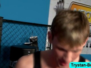 Trystan Bull gets head from his BF