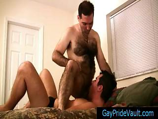Dude getting his anus rimmed by bigfoot By Gaypridevault