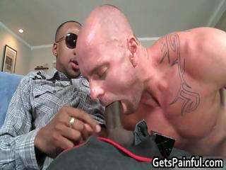 Perforated sack gets hard black