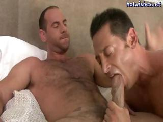 Horn-mad gay toff loves slurping on a big load of shit plus occasionally getting drilled in his ass