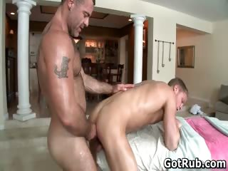 Gay blade with perfect body gets gay scraping