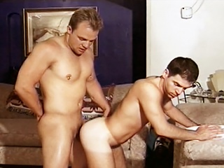 Steve Tuck sucks Cody Tylers hard cock before getting creamed like a...