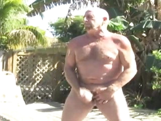 Daddy Chuck Plays With In the flesh And Some Sunlight Lotion