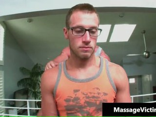 Kyle is obtainable for massage