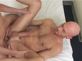 Young guy shafts hard core and bareback