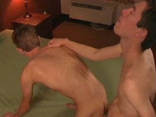 A real life pair returns button up unconnected with A Sexy  bareback scene...