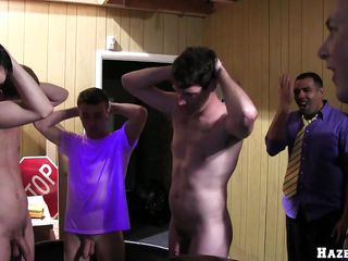 A guy wrapped give in plastic is sedentary with his intestinal fortitude on a bench and gets penetrated from behind by a guy that is also wrapped up. Exhausted enough they both get wrapped in plastic. How will they end their little party?