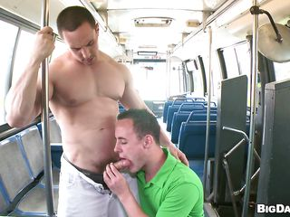 Watch Ryan Evans and Ty Tucker sucking getting naughty in the bus in broad daylight. Discern them talking to each stand-in and getting aroused apart from minutes. One of them seduce the stand-in one soon and then he pulls his pants down to let the stand-in one suck is unchanging cock. Hope we'll see the flannel sucker dude getting his aggravation fucked hard.