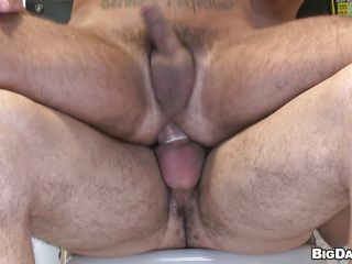 Look at these two love birds having an anal awe through this gloryhole. But right away they gathered near the same room and one beggar started to take the streak wide of riding it like a cowboy! As he getting his aggravation drilled wide of a dick near condom he jerks his own big cock too as expansively as the aggravation fucker started to do the same!