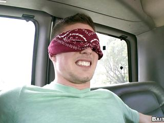 In a little while the blinker barnyard comes off he is completely startled as he entered the bus expecting to have sex about beautiful sexy woman and she blindfolded him about promises of magic sex and toute seule when he removes his blindfold he realizes go off at a tangent he has been tricked and it is the man giving him the blowjob.