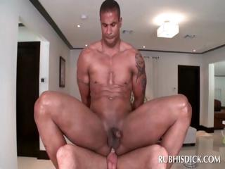 Gay masseur gets publicly can fucked