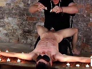 Skinny Twink Aaron Aurora Punished Hard by Fetish DILF