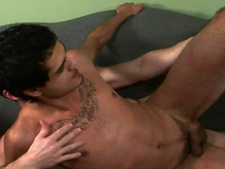 Nate loved being a top and had at no time gone bottom before, so when...