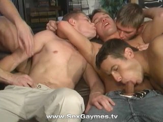 Brad Benton, Bobby Steel, Andy Hunter, Cody Alexander, Jack Sanders and Aron Saks