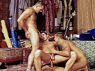 Sportsman cock sucking action video before these hard muscle studs decide...