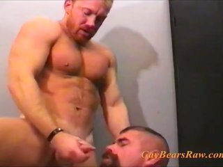 Amateur gay bears barebacking