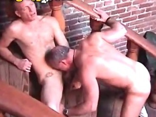 Hairy Hunks Suck And Fuck