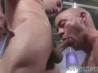 The hot anal studs are into fucking and cumming