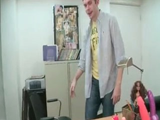 X Gay Guy Gets His Ass And Mouth Buttered In Office 4 By GotButtered