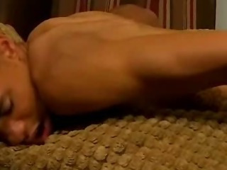 Two hot tanned twinks portion hot anal bore action