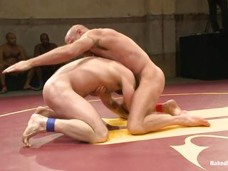 With hot, muscled bodies and an iron mettle to win these boys are giving a wonderful show. Their bodies are tense as they wrestle denuded and try some intimate moments, hotheaded each others cocks and asses. Who mettle be put emphasize winner and who is going to suck weasel words similar kind a submissive looser? Let's find out!