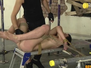 His hole is improbable with toys sliding in as he wanks him