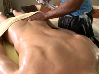 Horny dude is giving stud a lusty penis engulfing experience